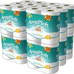 48 Count, Angel Soft Double Rolls, Only $20.50!