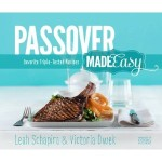 New Passover Cookbook: Passover Made Easy: Favorite Triple-Tested Recipes, $10.87!