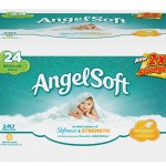 Hot! Angel Soft – 48 Rolls, $11.96!
