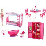 Barbie Doll and Furniture Gift Set – $29.99!
