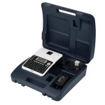 "Hot! Brother PT-2030VP Desktop ""Simply Professional"" Labeler with Carrying Case, $12.99"