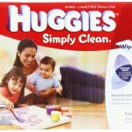 Huggies Simply Clean Fragrance Free Baby Wipes Refill, 600 Count, Only $10.69