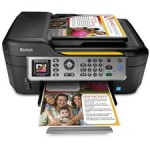 Kodak All-in-One Printer with Print, Scan, Copy, and Fax Functions, $39.99