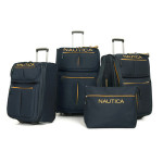 Nautica Maritime II 4 Piece Luggage Set, Only $174.96 (Orig. $249.95)