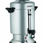 Hamilton Beach D50065 Commercial 60-Cup Stainless-Steel Coffee Urn, $87.41!