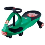 Today Only: Lil' Rider Responder Ambulance Wiggle Ride-on Car – $24
