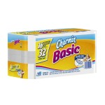 32 double rolls of Charmin Basic Toilet Paper – $12.78 w/free shipping!