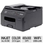 Lexmark OfficeEdge Wireless All-in-One Business Printer, Auto-Duplex – $109.99!