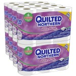48 Quilted Northern Ultra Plush Double Rolls – $19.35