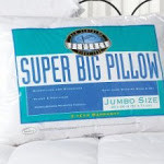 Super Big Jumbo Pillow – $3.99 w/Free Shipping!