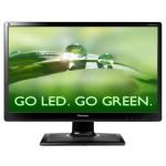 ViewSonic VA2406M-LED 24-Inch Screen LED-Lit Monitor – $139.99!