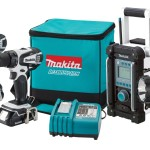 Hot! Today Only: Makita 18-Volt Compact Lithium-Ion Cordless 4-Piece Combo Kit – Just $199.97!!