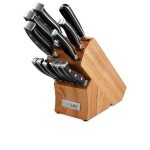 Ragalta Pure Life 12 Piece Knife Block Set – $24.99!