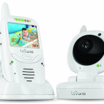 Levana Jena Digital Baby Video Monitor with 2.4″ Display, Baby Intercom, Night Vision, 500-ft. Range,& Remote for Just $99 W/Free Shipping!
