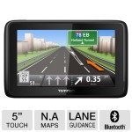TomTom GO 2505M 5″ Touchscreen GPS W/Free Lifetime Maps – Just $99.99 Shipped!