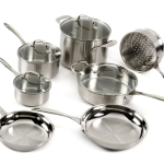 Today Only: Cuisinart 11-Piece Stainless Steel Cookware Set Just $99.99!
