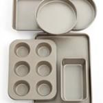 Cuisinart Bakeware, 6 Piece Set – $40!