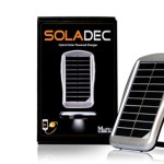 Soladec Portable Solar-Power Charger – Online Deal