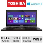 Toshiba Satellite U845W-S410 14.4-Inch Ultrabook – $599 w/Free Shipping