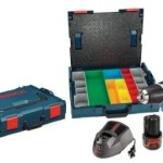 Today Only: Bosch 12-Volt Drill/Driver Kit with 2 L-BOXX Cases – Just $92.99! (Reg $199!)
