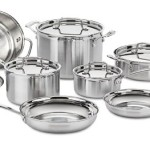 Lowest Price: 12 Piece Cuisinart MCP-12N MultiClad Pro Stainless Steel Set