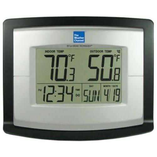 la crosse the weather channel wireless temperature station w