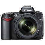 Today Only: Nikon D90 Digital SLR Camera Kit with AF-S DX NIKKOR 18-105mm f/3.5-5.6G ED VR Lens – $599 Shipped!