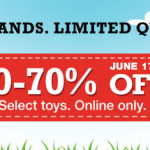 Online Only: Kohl's Toy Sale Up-To 70% Off + Additional 20% Off!