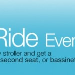 Buy A Britax B-Ready Stroller, Get A Free Britax B-Safe Infant Car Seat, Second Seat, or Bassinet!