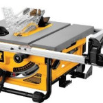 Top Rated DEWALT DW745 10-Inch Compact Job-Site Table Saw with 16-Inch Rip Capacity, Just $274 Shipped!