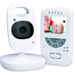 Ends Tonight: Lorex 2.4-Inch Sweet Peek Video Baby Monitor with IR Night Vision and Zoom For Just $79 Shipped!