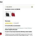 Samsonite 4-Piece Travel Set Just $69.99 Shipped