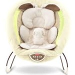 Fisher-Price Deluxe Bouncer, My Little Snugabunny – $44 Shipped!