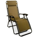 Caravan Canopy Zero Gravity Chair – $49.50 Shipped!