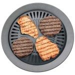 Chefmaster KTGR5 13-Inch Smokeless Stovetop Barbecue Grill – $10.97!