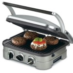 Price Drop! Highly Rated Cuisinart 5 in 1 Griddler For Just $69 Shipped