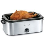 Price Drop! Hamilton Beach 22 qt. Roaster Oven + Free Shipping