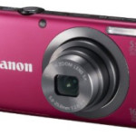 Today Only: Canon PowerShot A2300 16.0 MP Digital Camera – $59 W/Free Shipping!