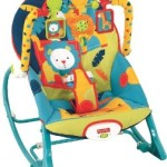 Fisher-Price Infant-To-Toddler Rocker – $29.80 + Free Shipping!