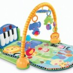 Fisher-Price Discover 'n Grow Kick and Play Piano Gym – $33.14 Shipped