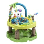 Lowest Price! Evenflo Exersaucer Triple Fun Active Learning Center, Life in The Amazon –  $88.06 + Free Shipping