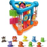 Infantino Activity Triangle + Infantino Tub O Toys for just $15