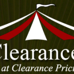 Oneida's Summer Clearance Tent Sale: Save up to 80% off!