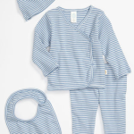Nordstrom: Cute Organic Cotton Shirt, Pants, Hat & Bib Outfit for just $14.97! (Reg. $42)
