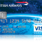 British Airways Credit Card Annual Fee Waived & Using BA Points