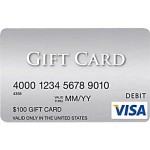 Hot! Get A $100 Visa Gift Card for Just $86.95 + Chase UR Points