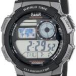 Casio Men's Grey and Black Resin Digital Sport Watch – Just $16.54!
