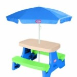 Little Tikes Easy Store Junior Table with Umbrella Now Just $44.99 Shipped!