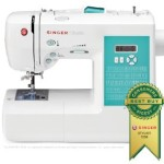 One Day Only: SINGER Stylist Award-Winning 100-Stitch Computerized Sewing Machine for only $129.99 + Free Shipping!