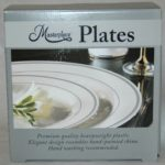 Reflections Heavyweight Disposable Dishes & Flatware